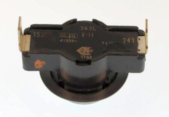 Sicherheits Thermostat Backofen, Zanussi Electrolux  ~ Backofen Vergessen Auszuschalten