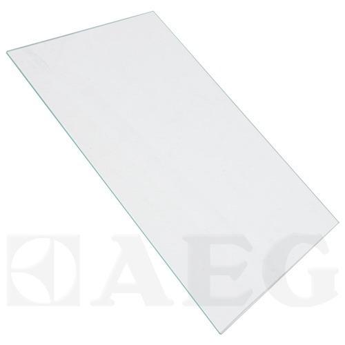 AEG Privileg Glasplatte Kühlschrank Glasablage 485 x 300mm