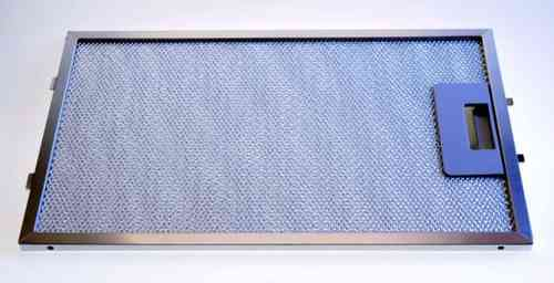metallfilter fettfilter dunstabzugshaube aeg electrolux ebay. Black Bedroom Furniture Sets. Home Design Ideas
