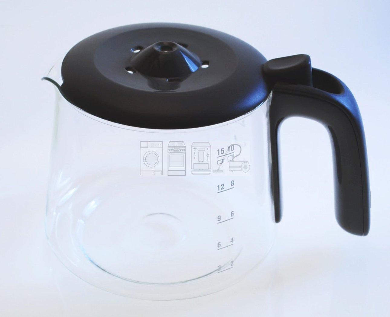 ersatz kaffee kanne glas krug f r aeg kf5120 4055105722. Black Bedroom Furniture Sets. Home Design Ideas