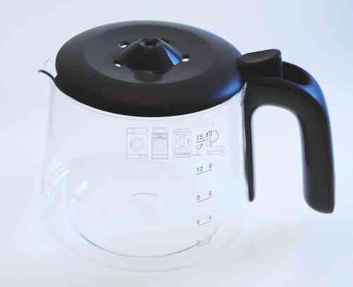 aeg kf5220 kaffeekanne glaskanne ersatz krug f r kaffeemaschine 4055105722 ebay. Black Bedroom Furniture Sets. Home Design Ideas