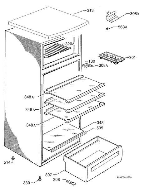 gem seschale gem sefach k hlschrank privileg zanussi massinger. Black Bedroom Furniture Sets. Home Design Ideas