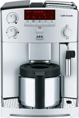 bedienungsanleitung aeg electrolux caffe grande cg6200. Black Bedroom Furniture Sets. Home Design Ideas