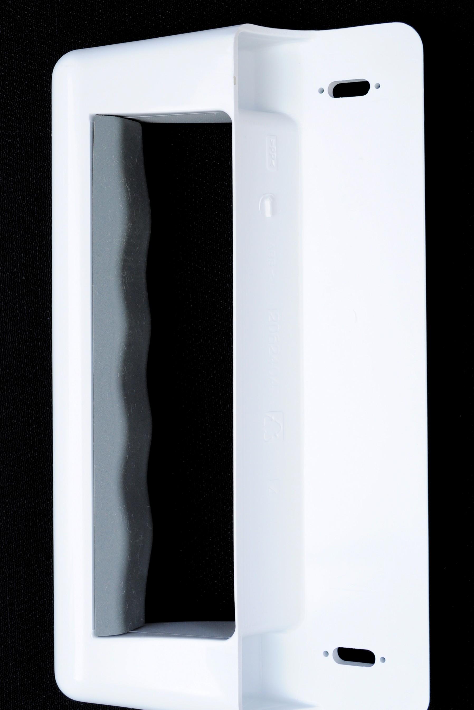 zanussi electrolux t r griff f r k hl gefrier schrank 2062404039. Black Bedroom Furniture Sets. Home Design Ideas