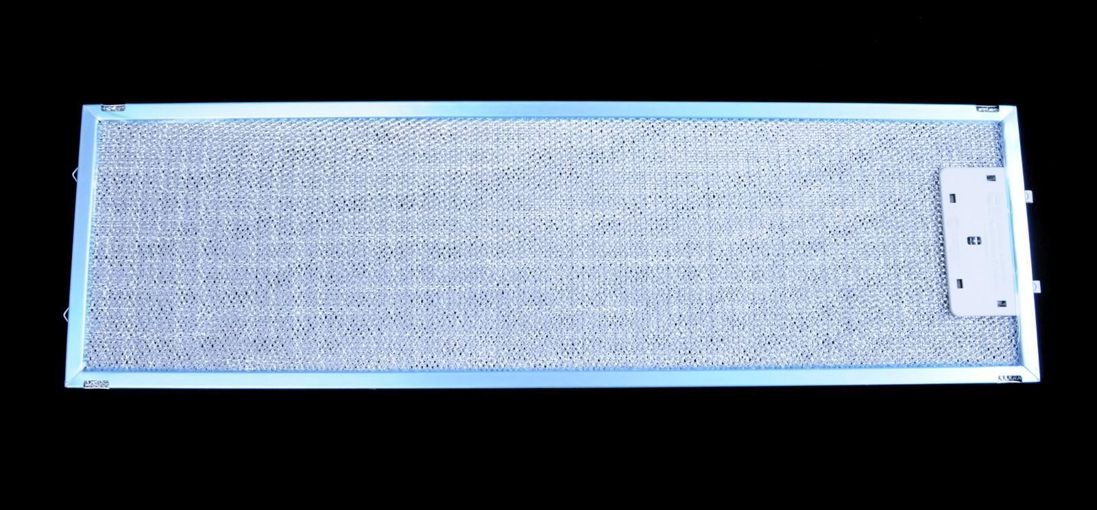 Aeg metallfettfilter dunstabzugshaube filtergitter 50289526001 for Metallfettfilter dunstabzugshaube