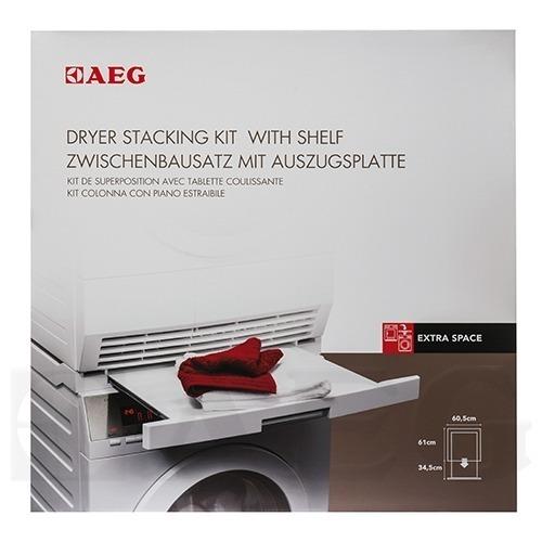 9160931557 verbindungs aufsatz wasch trocken s ule aeg. Black Bedroom Furniture Sets. Home Design Ideas