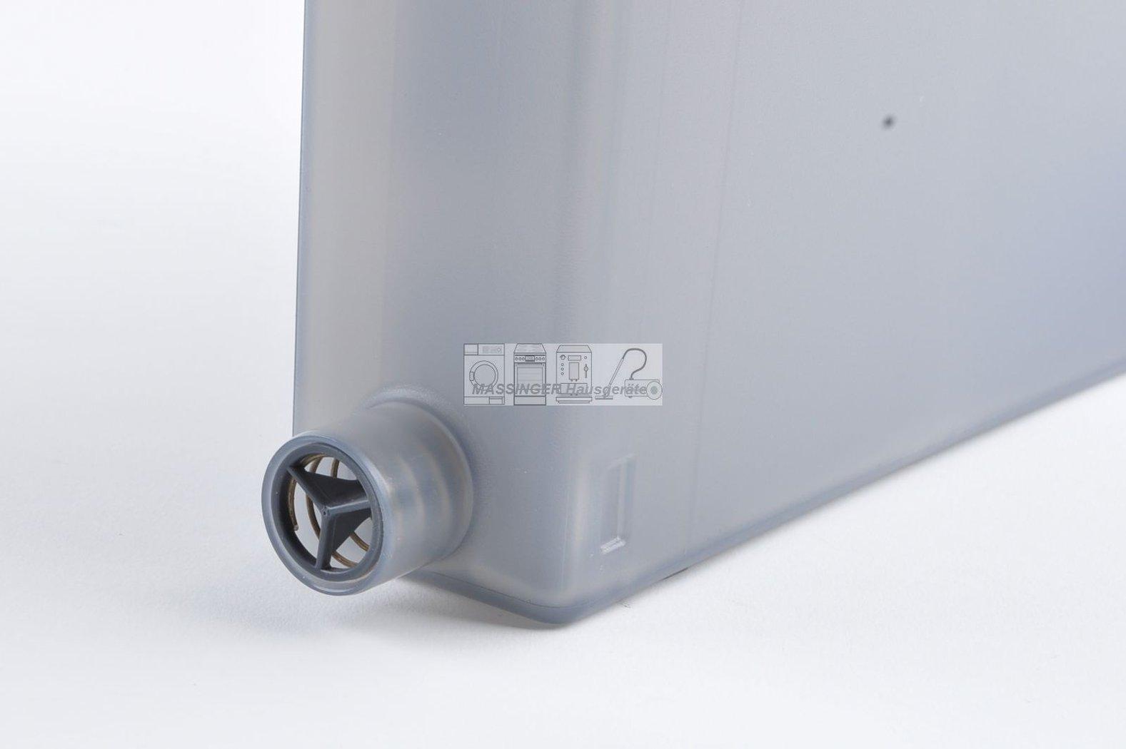 Wassertank neff bosch siemens dampfgarer 00791032 for Siemens dampfgarer