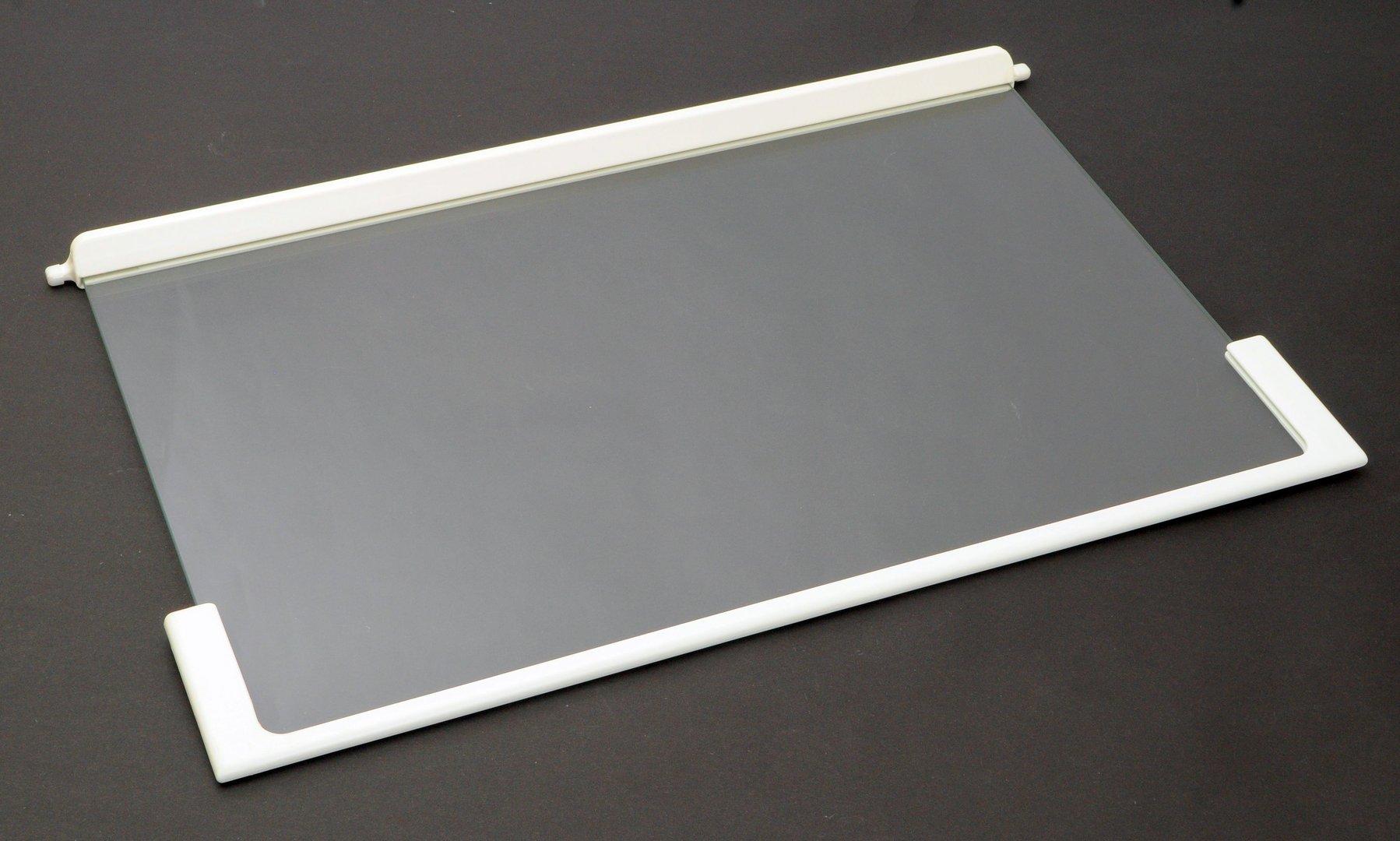 Kühlschrank Zubehör Leiste : Liebherr kühlschrank glasplatte ablage groß mit leisten 9293037