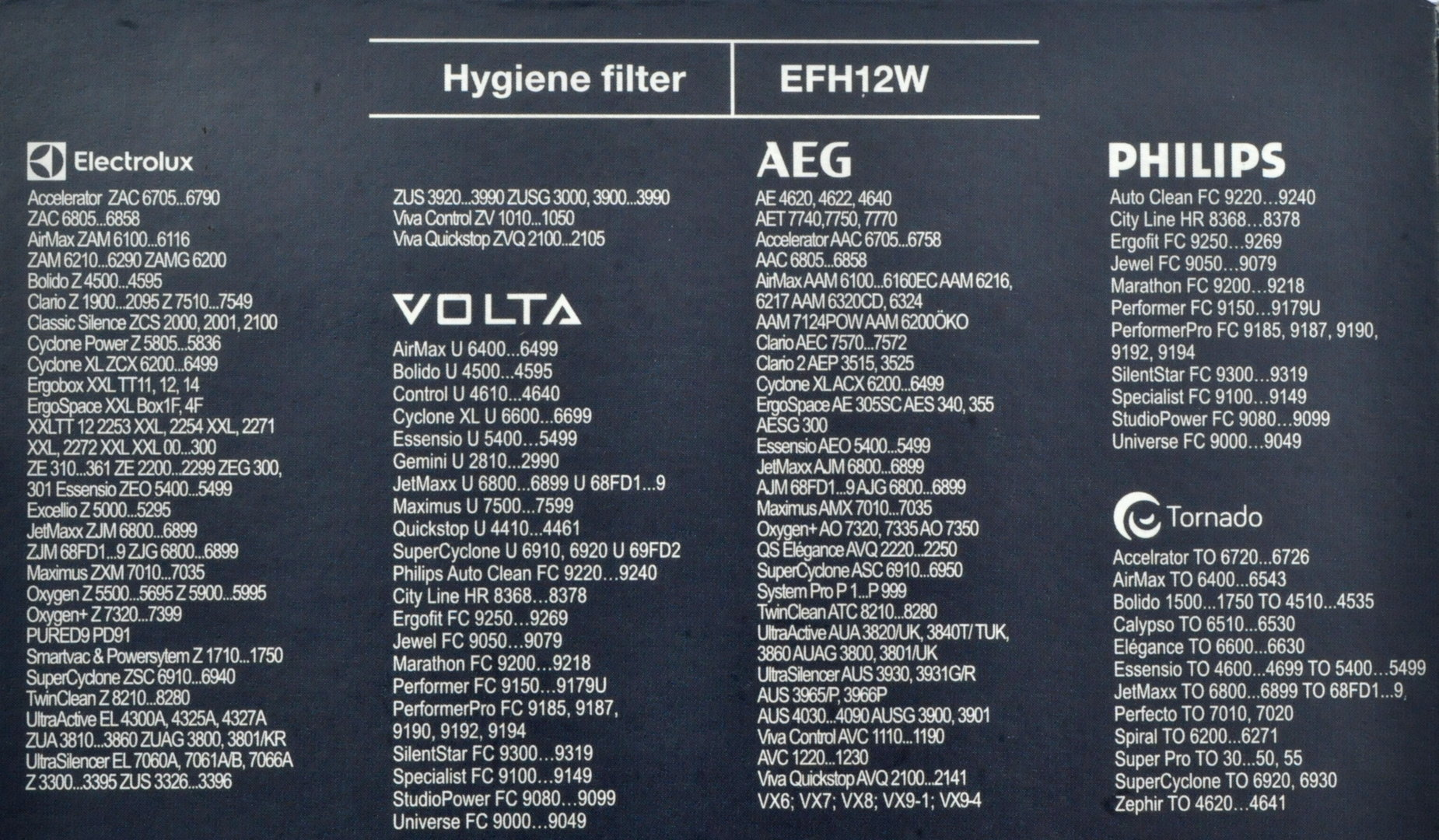 HEPA Allergie Filter Staub Mikrofilter für Philips Autoclean FC 9220-9240