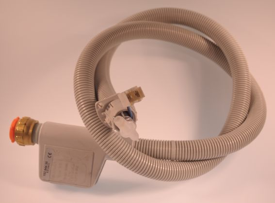 Beliebt AEG Electrolux Aquastopschlauch für Wasser Zulauf Spülmaschine UI28