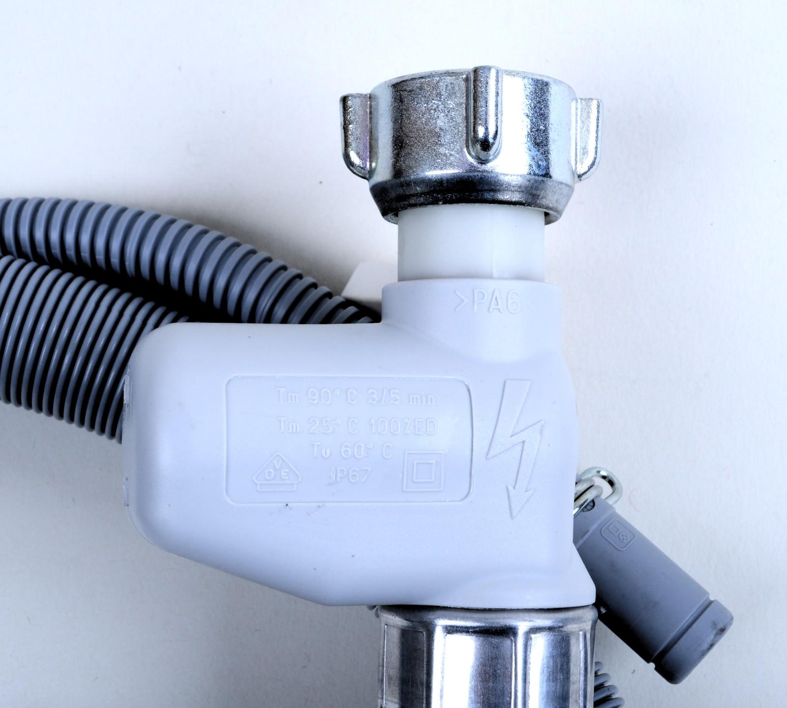 aeg electrolux aquastopschlauch f r wasser zulauf sp lmaschine. Black Bedroom Furniture Sets. Home Design Ideas