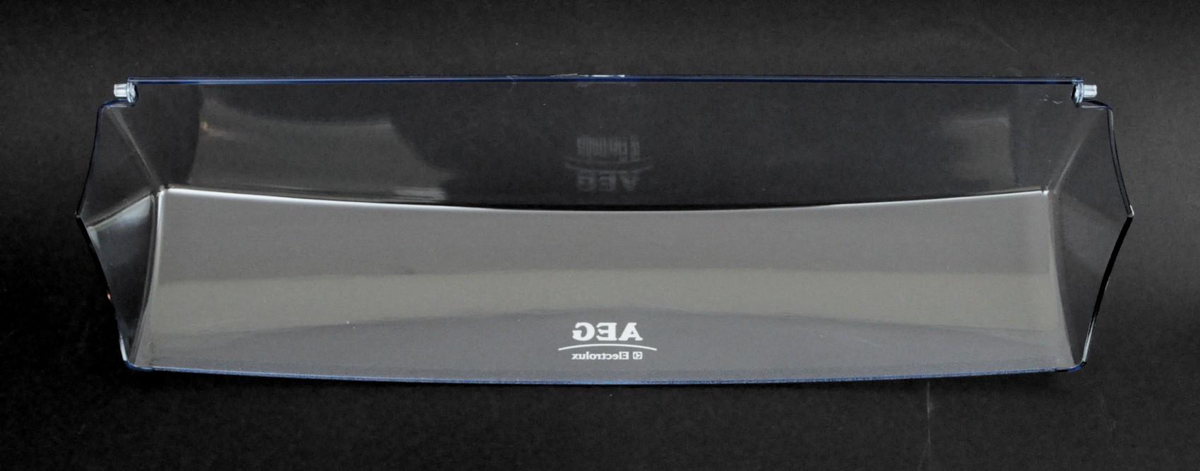 Deckel Klappe Butterfach 440mm breit Kühlschrank AEG 2272029048