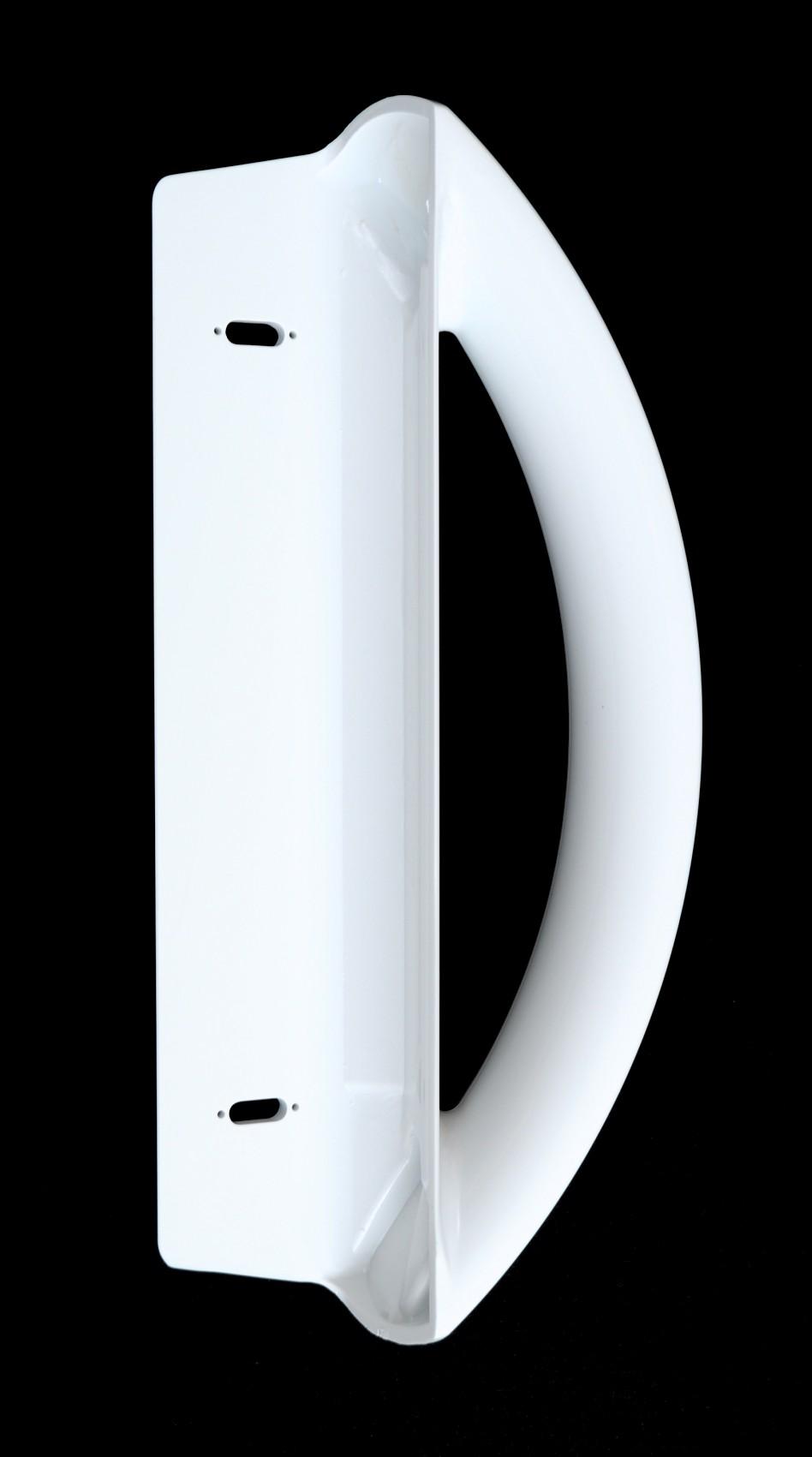 Privileg Quelle Zanussi Kühlschrank Tür Griff weiß 2236286056