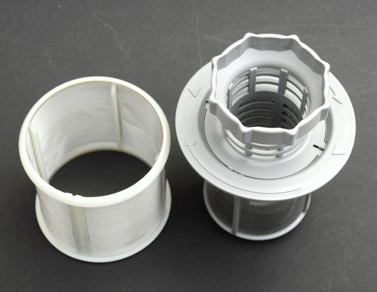 Bosch siemens constructa feinsieb microsieb spülmaschine