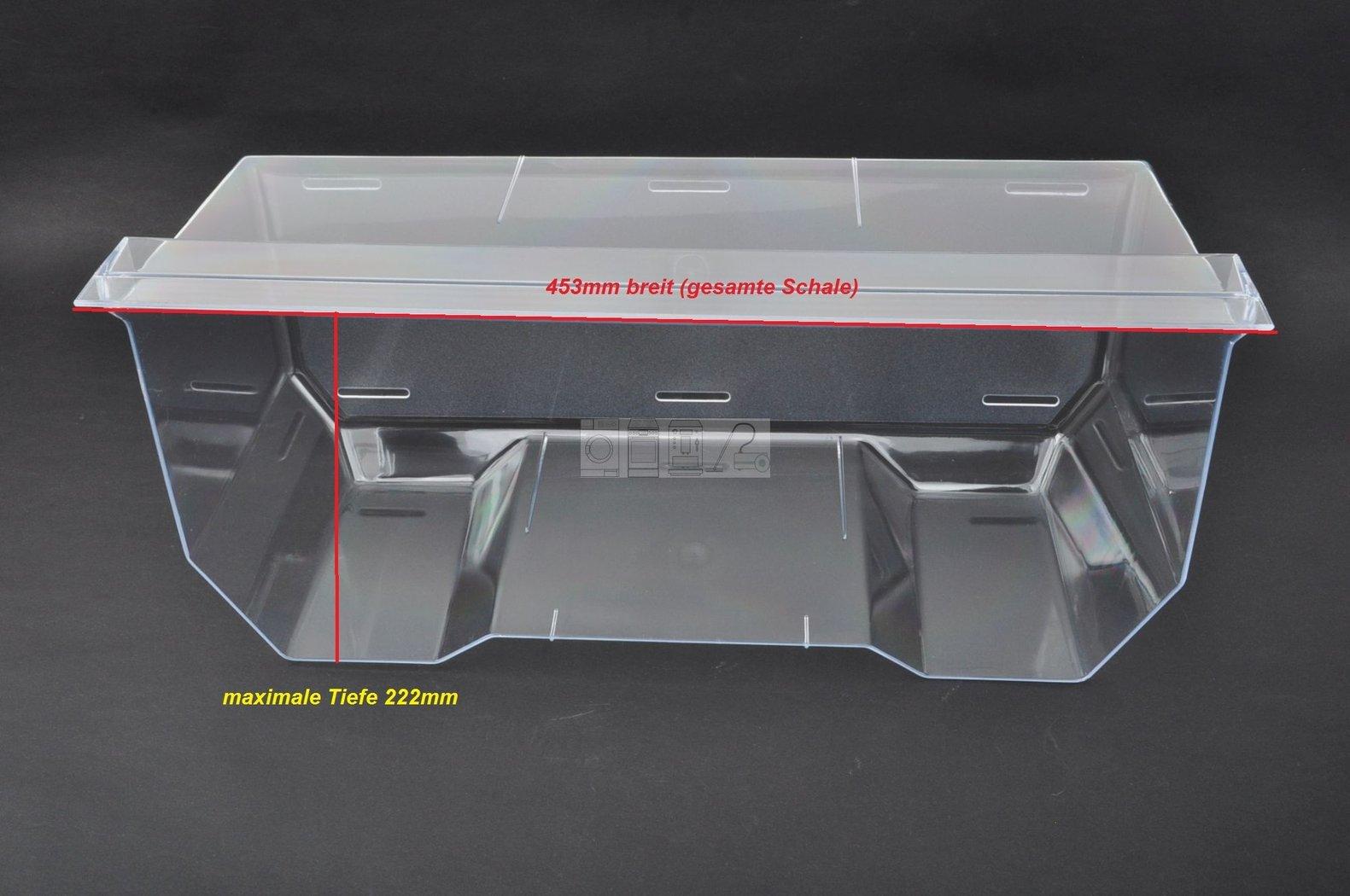gem se schale schublade k hlschrank aeg santo. Black Bedroom Furniture Sets. Home Design Ideas