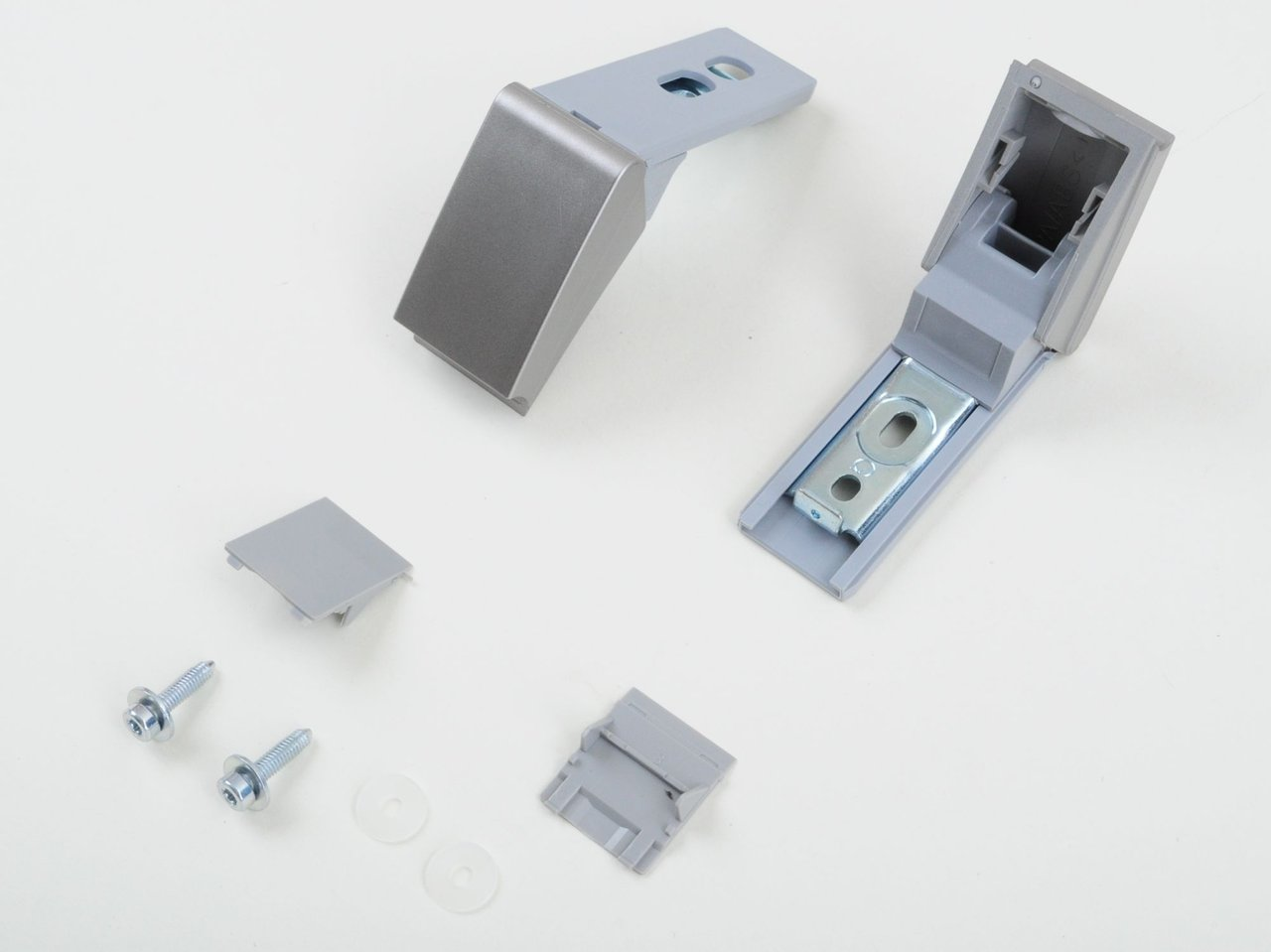 Kühlschrank Zubehör Glasplatte : Liebherr türgriff scharnier kühlschrank original rep set