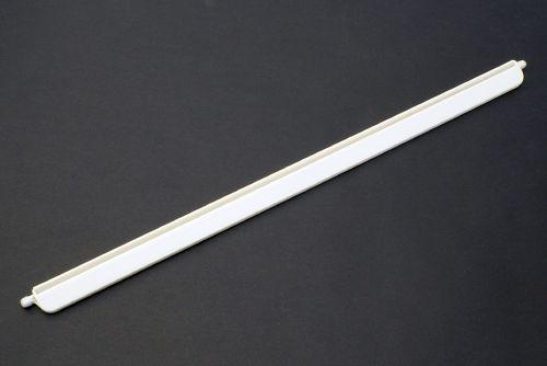 Kühlschrank Zubehör Leiste : Miele kühlschrank halte leiste hinten weiß 550mm lang 4298992