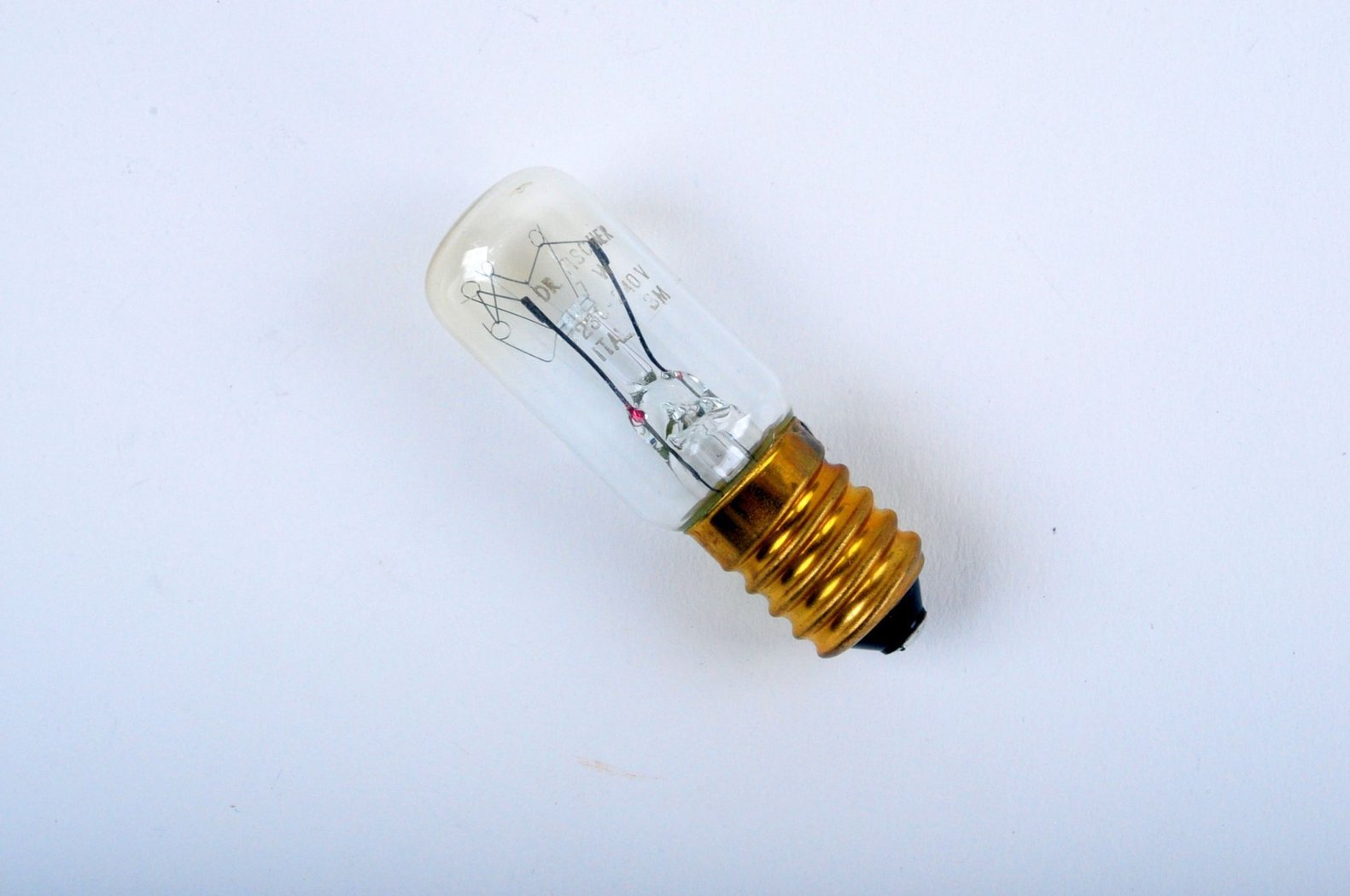 AEG Electrolux Lampe Glühbirne 7 Watt Wäschetrockner