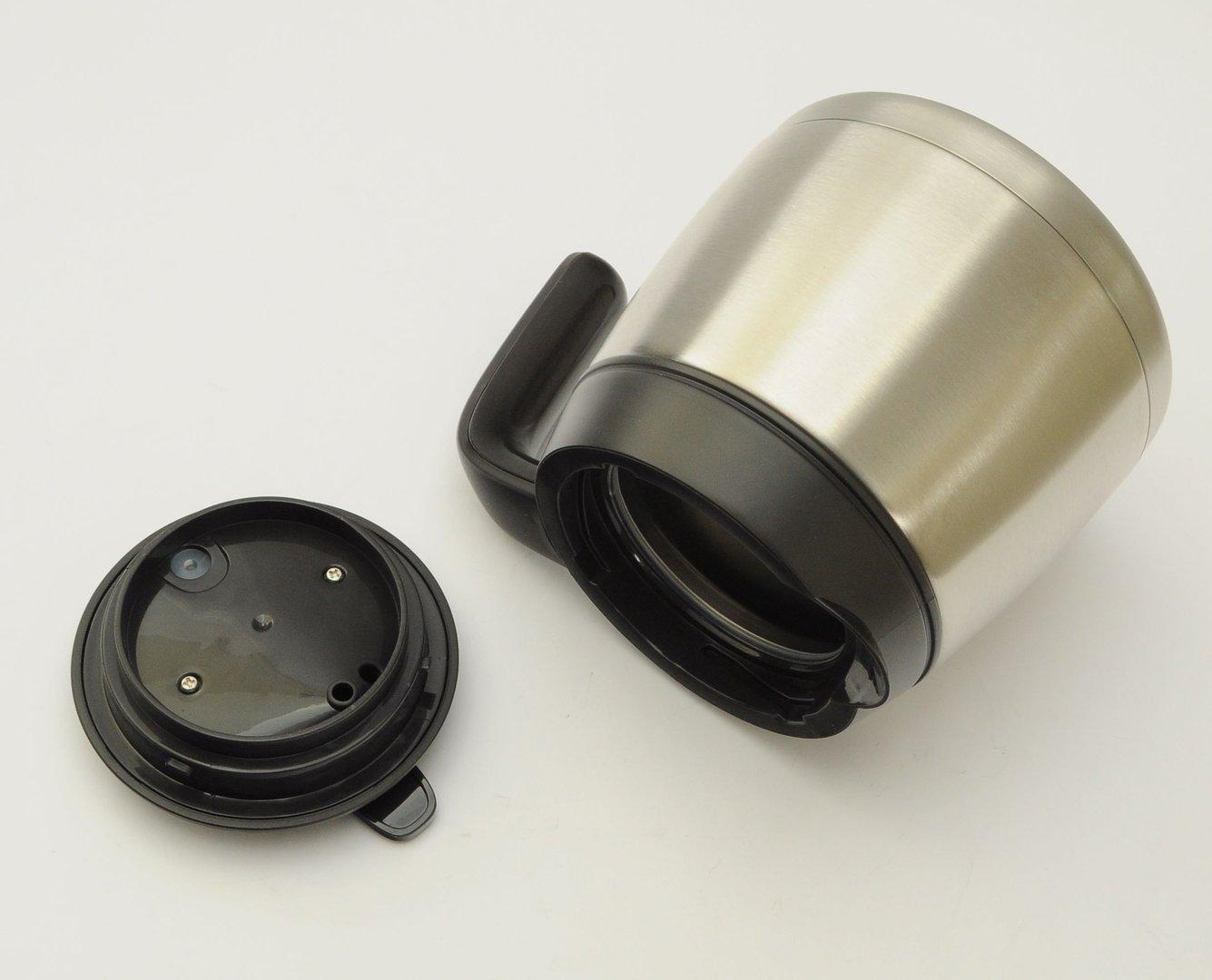 thermokanne warmhaltekanne kaffeemaschine aeg kf525 4055148490. Black Bedroom Furniture Sets. Home Design Ideas