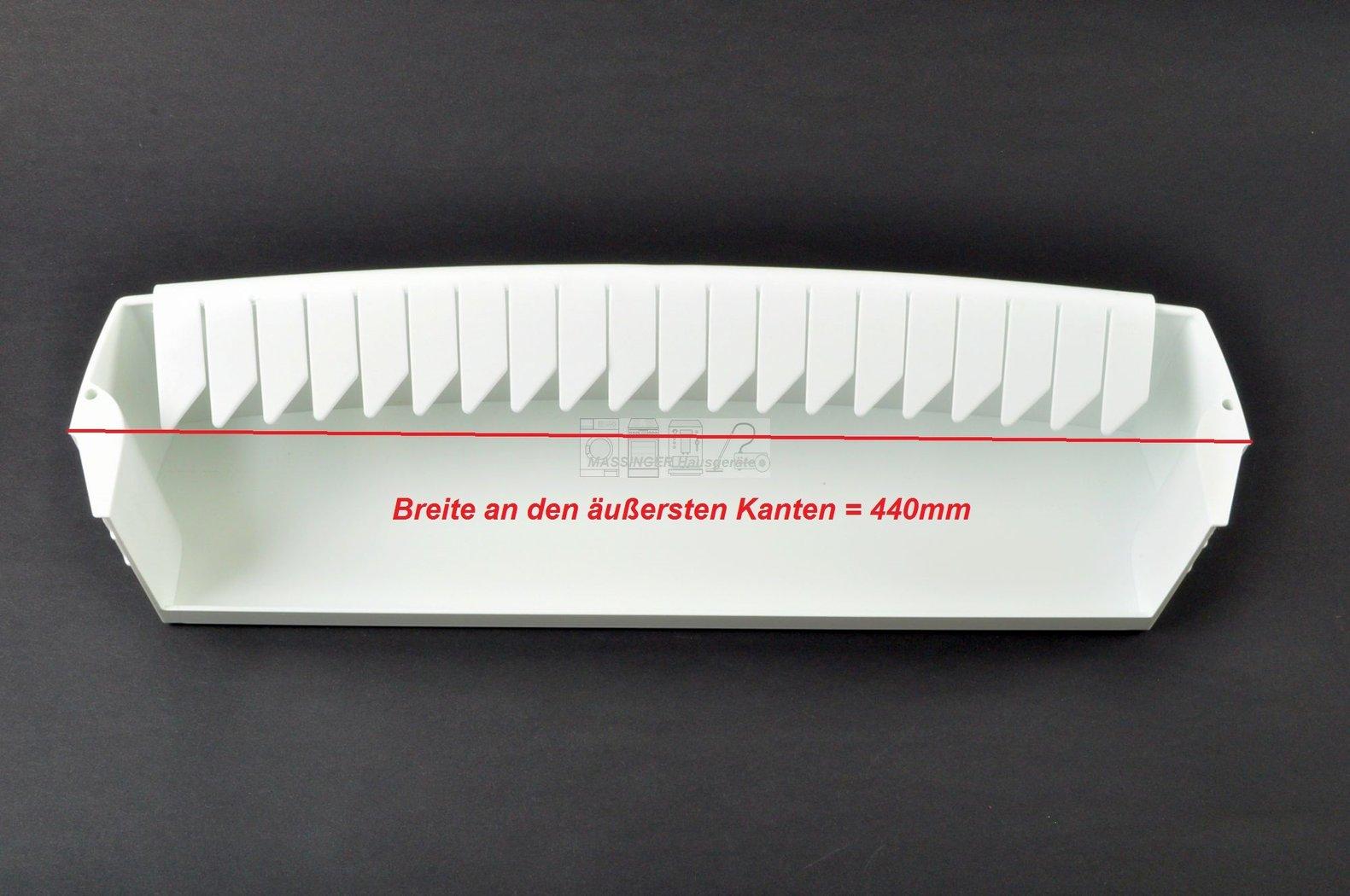 Kühlschrank Halterung : Zanker flaschen halter tür fach mm weiß kühlschrank