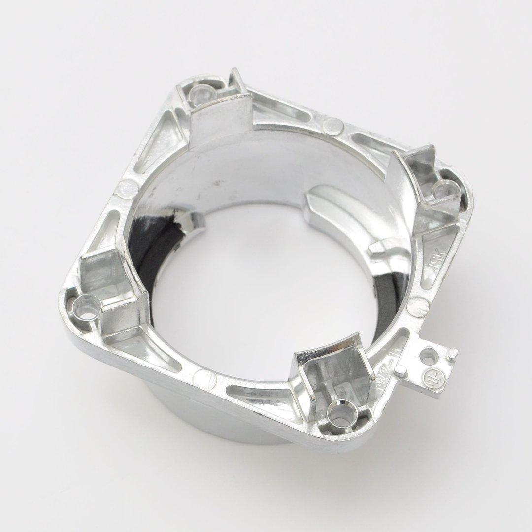 delonghi halterung siebtr ger chrom metall aluminium 7313286109. Black Bedroom Furniture Sets. Home Design Ideas