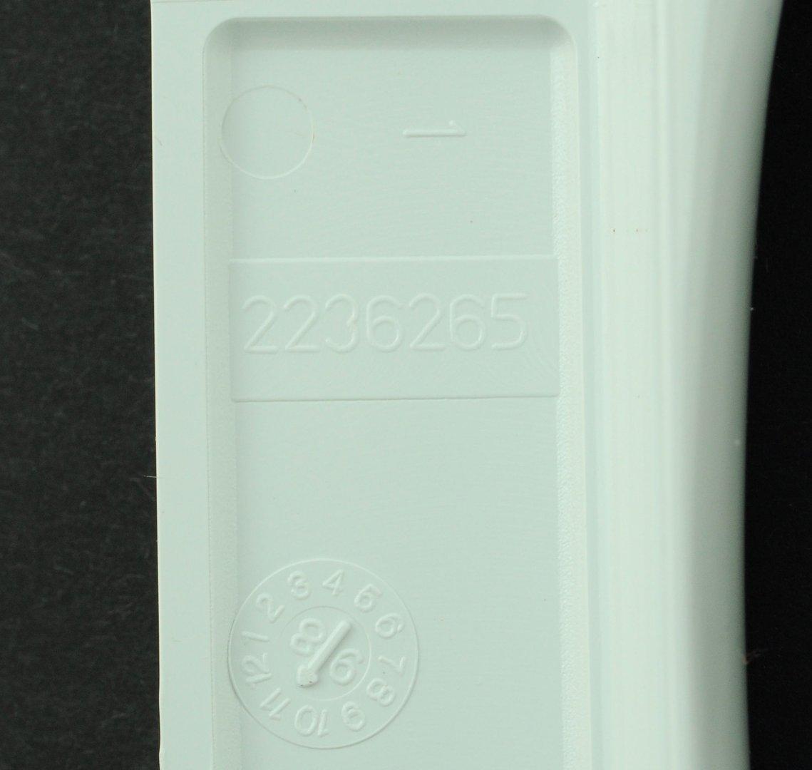 Privileg Türgriff Kühlschrank senkrecht, Farbe weiß - 2236265076