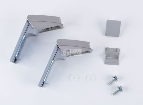 Siemens Kühlschrank Scharnier Reparieren : Liebherr reparatur set türgriff scharnier hebel edelstahl