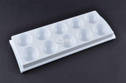 Kühlschrank Eierhalter 10 : Liebherr eierablage reinweiß 250x100mm kühlschrank 10eier 7426910