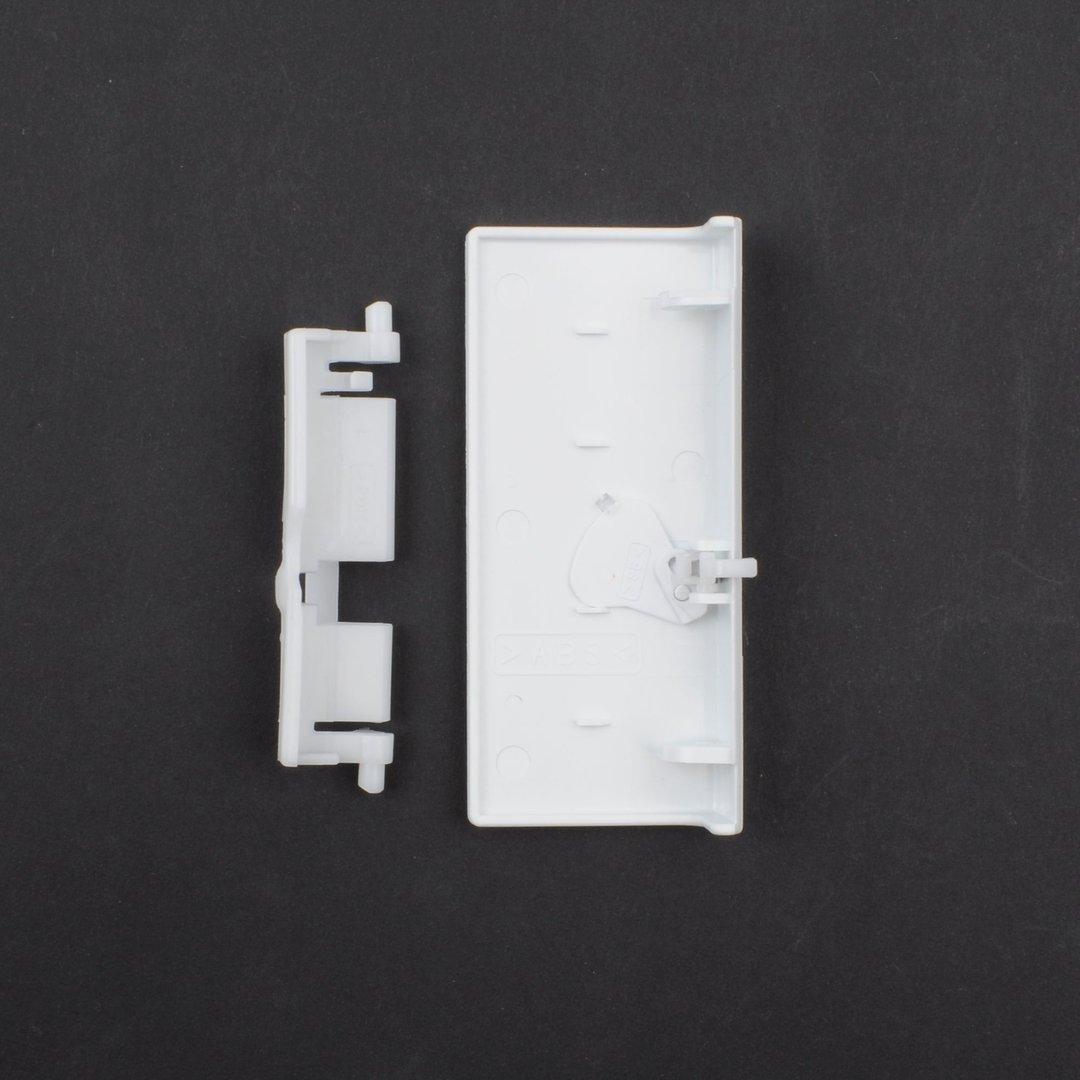 siemens bosch k hlschrank gefrierfach t re griff verschlu feder. Black Bedroom Furniture Sets. Home Design Ideas