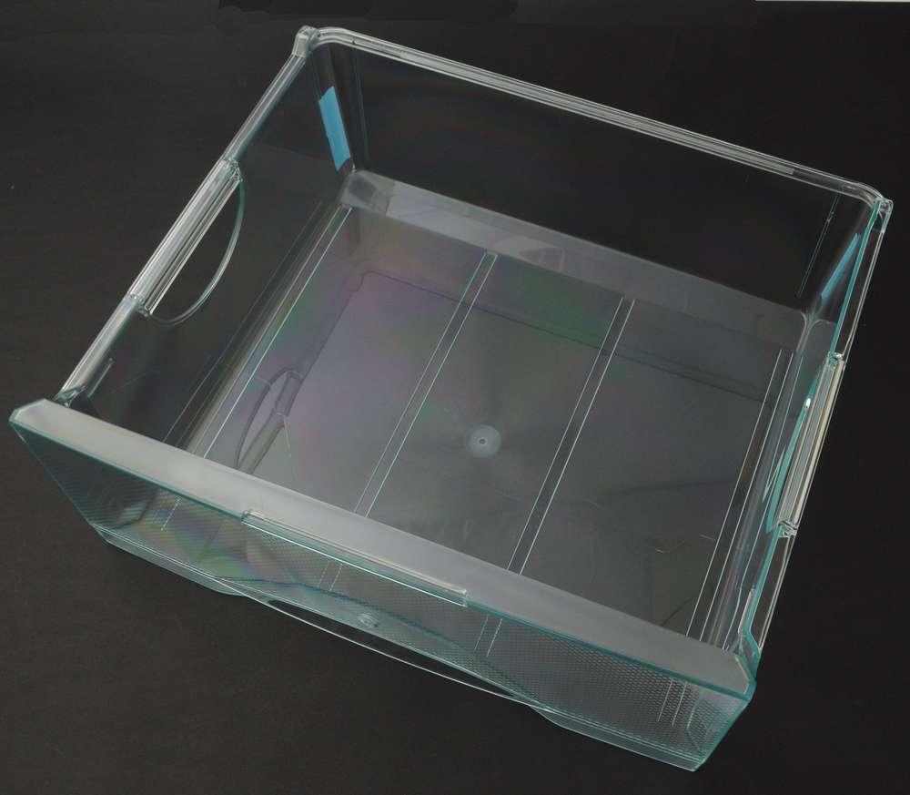 Liebherr Gefrierschrank Schublade oben grüntransparent 410x365mm
