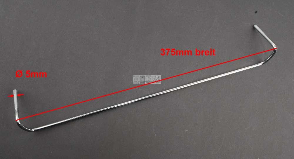 Gorenje Kühlschrank Ersatzteile Türfach : Gorenje metallbügel für türfach halter mm kühlschrank