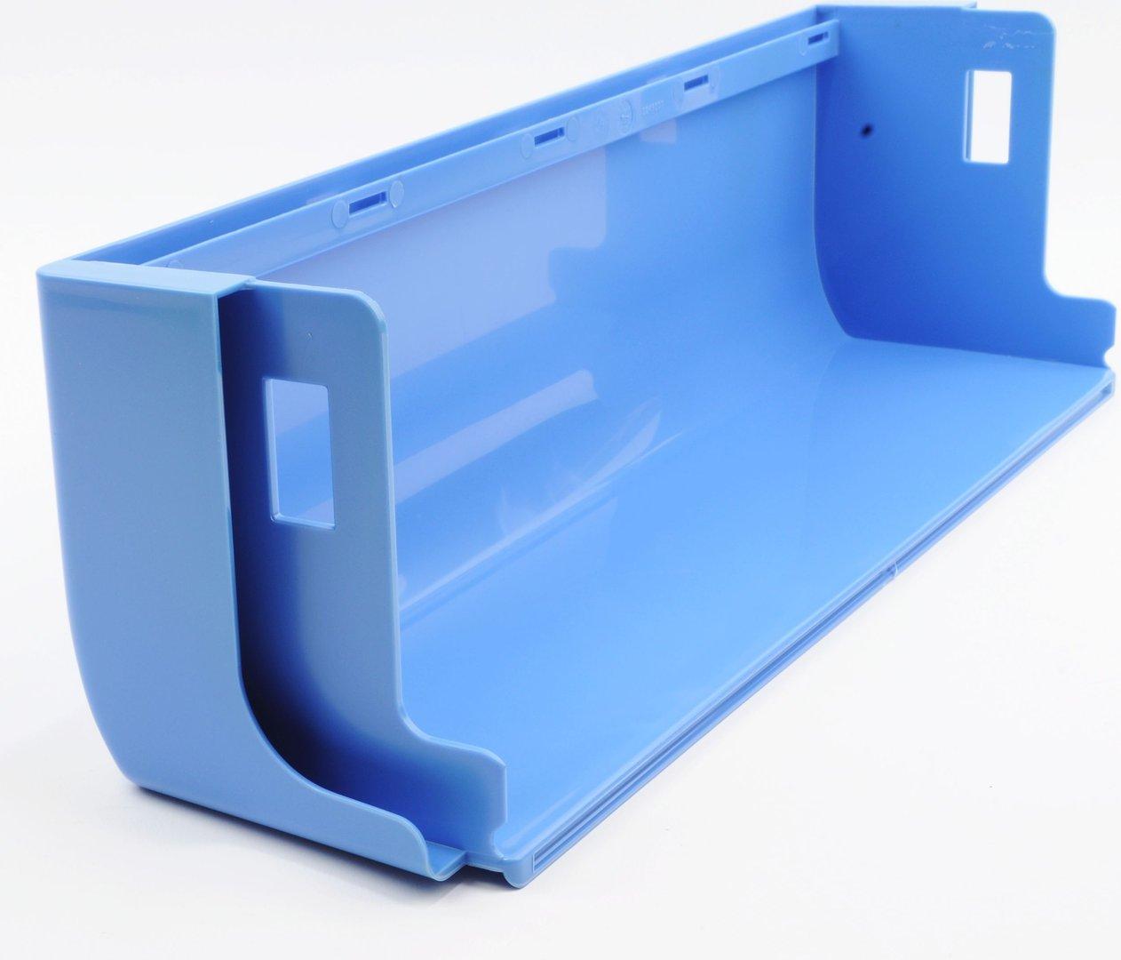 Privileg Flaschenfach blau 430mm breit für Kühlschrank 2246007088
