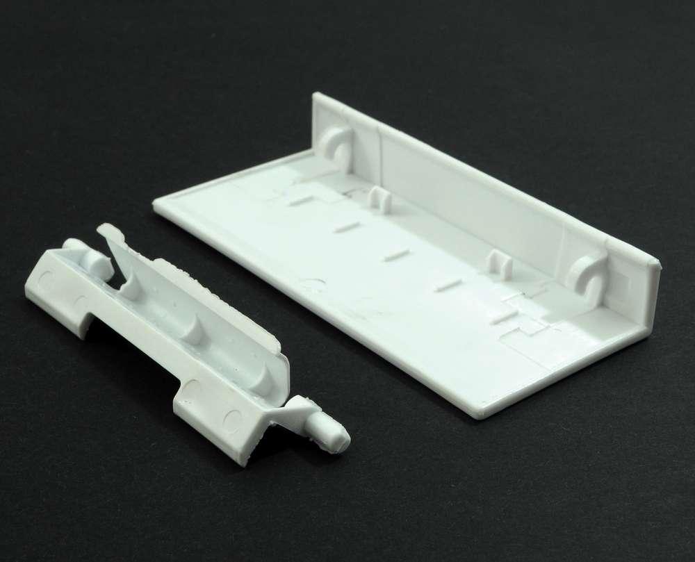 Amica Kühlschrank Türanschlag Wechseln : Amica griff verschluss feder für gefrierfach set kühlschrank